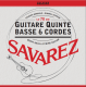 6Q640AR Quint bass 6 strings guitar (Bariton) Normal Tension V.L.:70 cm