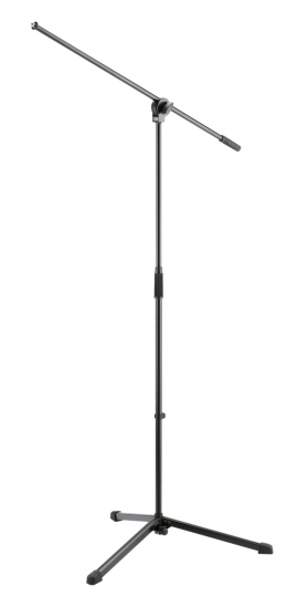 25400-300-55 MICROPHONE STAND - Black