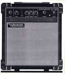 WATSON AMPLIFIER GUITAR XL-10V 10W