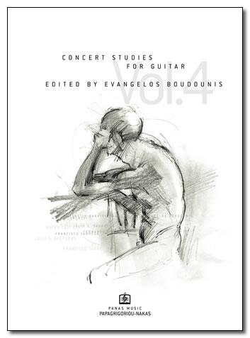ΜΠΟΥΝΤΟΥΝΗΣ ΕΥΑΓΓΕΛΟΣ - CONCERT STUDIES Vol. 4