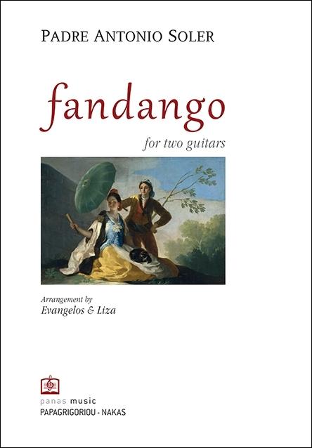 PADRE ANTONIO SOLER Fandango