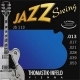 JS 028 JAZZ SWING D Nickel flat Wound 028
