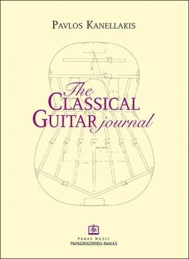 The Classical Guitar Journal
