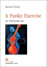 A Funky Exercise for Violoncello solo