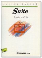SUITE (Nonetto for winds)