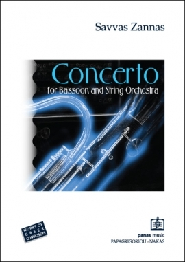 Concerto for Bassoοn and String Orchestra*