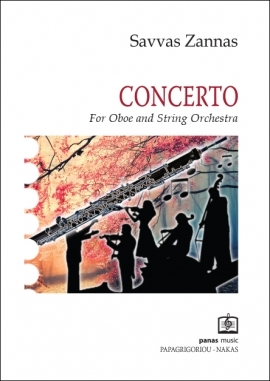Concerto for Oboe and String Orchestra*